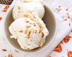 Bí quyết làm kem dừa ngon lạ miệng cho mùa hè