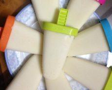 Cách làm kem đậu xanh sữa dừa bùi bùi béo béo ngất ngây con gà tây