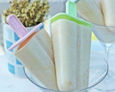 Cách làm kem sữa dừa tươi ngon béo ngậy ăn hoài không ngán
