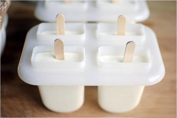 Cách làm kem sữa dừa không dùng máy làm kem